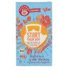TEEKANNE Organics, Start Your Day, 20 Tea Bags, 36g