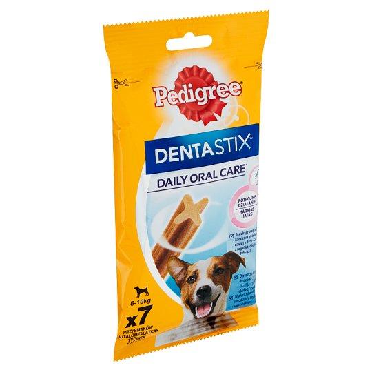 Pedigree Dentastix Denní péče o ústní dutinu 5-10kg 7 tyčinky 110g