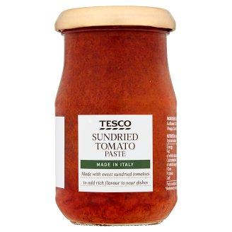 Tesco Ingredients Pasta ze sušených rajčat 190g