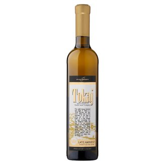 Wine Concept Tokaji Late Harvest 500ml