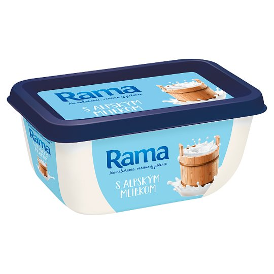 Rama with Alpine Milk 400g