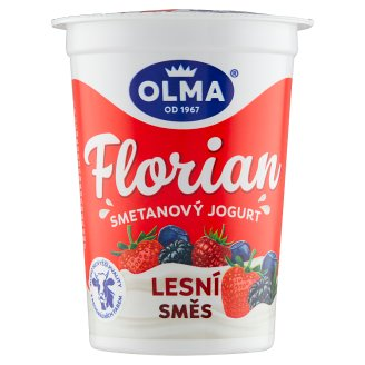 Olma Florian Creamy Yogurt Temptation Forest Mix 150g