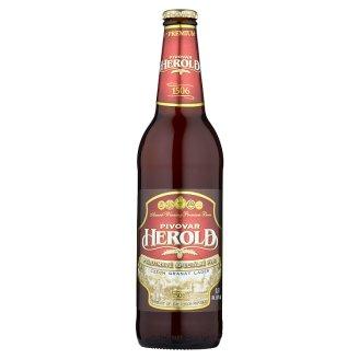 Pivovar Herold Polotmavé speciální pivo 0,5l