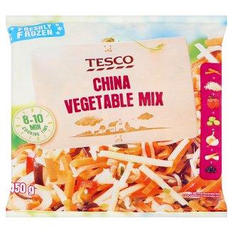 Tesco China zeleninová směs 450g