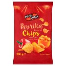 Party Snack Chips Paprika 200g