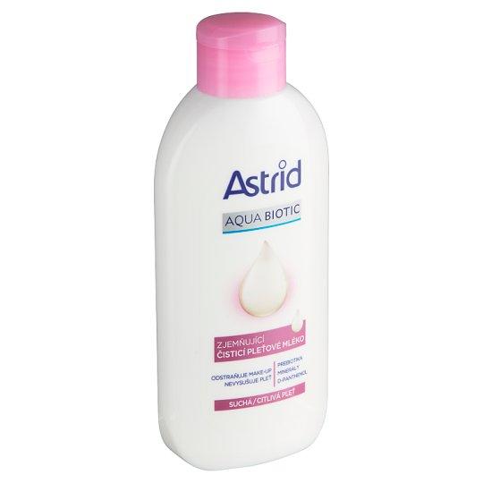 Astrid Soft Skin Zjemňující čisticí pleťové mléko 200ml