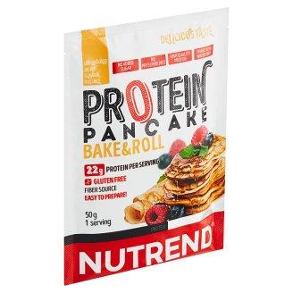 Nutrend Protein pancake bez příchuti 50g