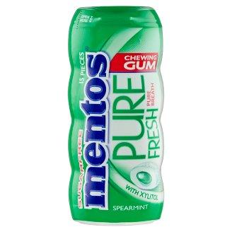 Mentos Pure Fresh Žvýkačka s tekutou náplní s mátovou příchutí 15 ks 30g