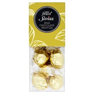 Tesco Finest Swiss Milk Chocolate Truffle Filled Balls 180g