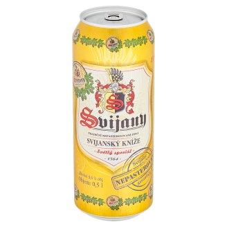 Svijany Svijanský kníže pivo světlý speciál 0,5l