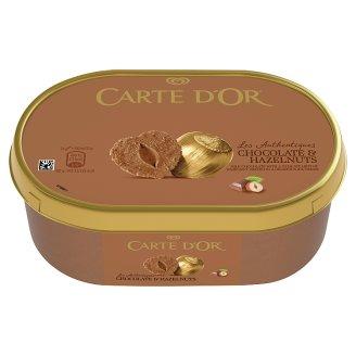 Carte d'Or Čokoláda a lískové ořechy zmrzlina 1000ml