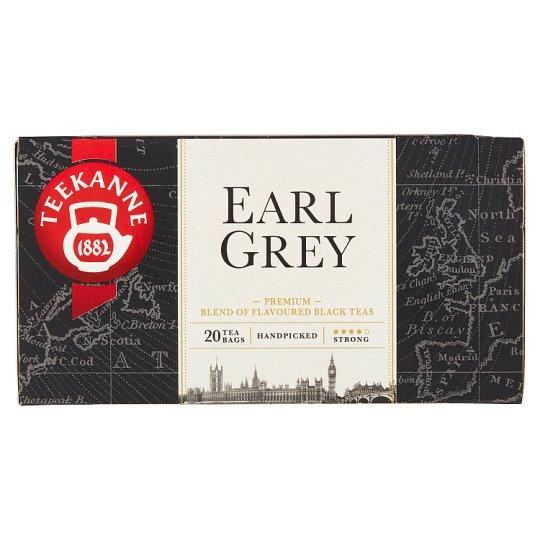 TEEKANNE Earl Grey Premium Blend of Black Teas, 20 Bags, 33g