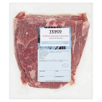 Tesco Pork Neck without Bone