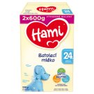 Hami Toddler Milk 24+ 2 x 600g