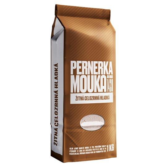 Pernerka Mouka žitná celozrnná jemná 1kg