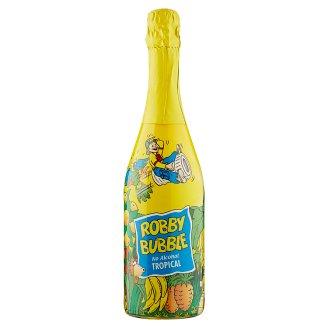 Robby Bubble Tropical nealkoholický nápoj ochucený 0,75l