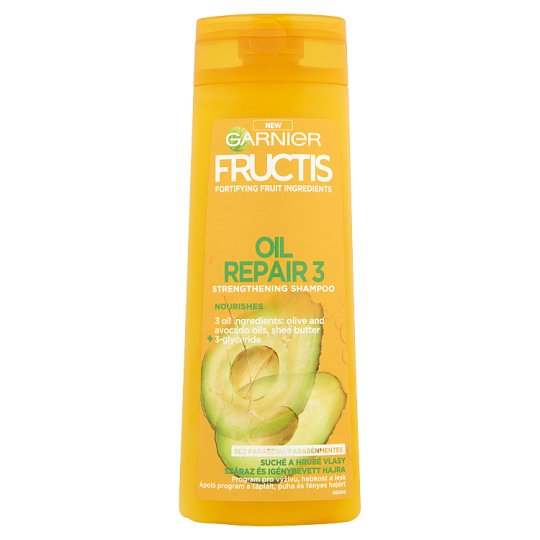 Garnier Fructis Oil Repair 3 šampon 400ml