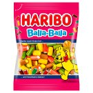Haribo Balla-Balla Jelly Candies with Fruit Flavors 100g