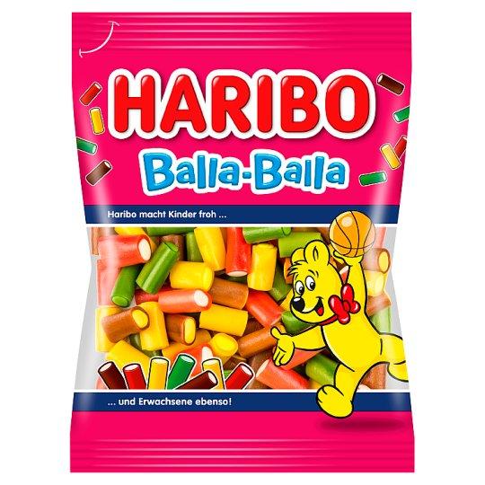 Haribo Balla-balla želé s ovocnými příchutěmi 100g