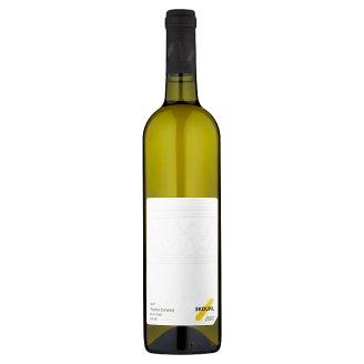 Vinařství Petr Skoupil Tramín červený bílé víno suché 0,75l