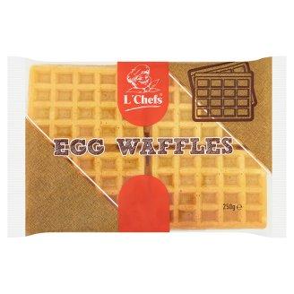 L´Chefs Egg Waffles 250g