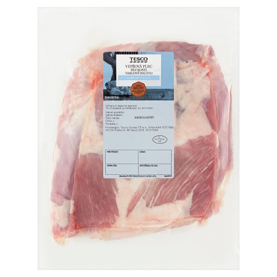 Tesco Pork Shoulder without Bone