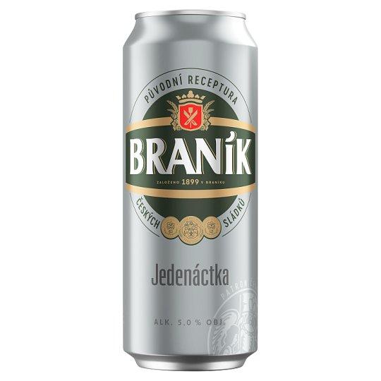 Braník Eleven Pale Lager Beer 0.5L