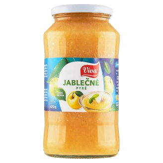 Viva Gourmet Apple Sauce Savory 710g