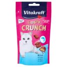 Vitakraft Crispy Crunch Salmon Supplementary Food for Cats 60g