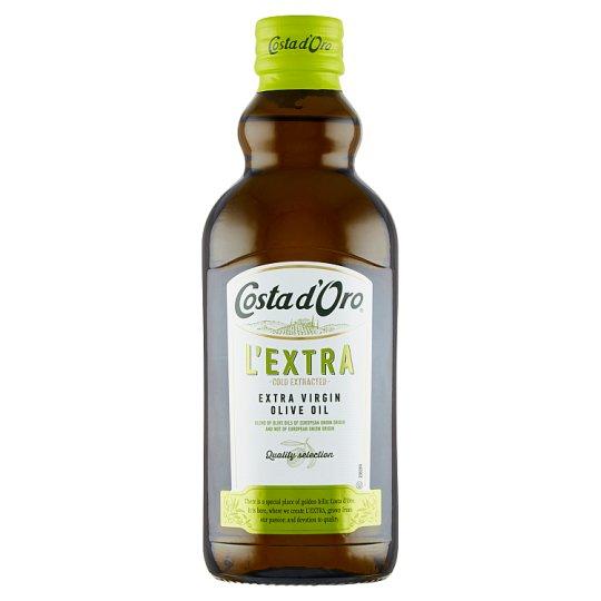 Costa d'Oro Extra Virgin Olive Oil 1L