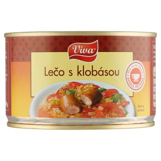 Viva Carne Lecho with Sausage 400g