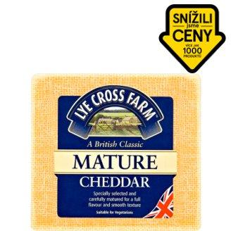 Lye Cross Farm Mature cheddar 200g