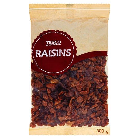 Tesco Raisins 500g