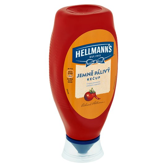 Hellmann's Ketchup Gently Burning 800g