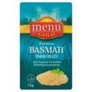 Menu Gold Premium rýže basmati parboiled 1kg