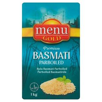 Menu Gold Premium Basmati Parboiled 1kg