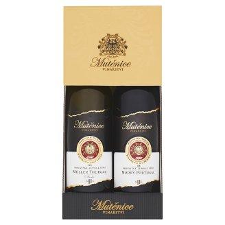 Vinařství Mutěnice Moravian series II Pack 2 x 0.75L