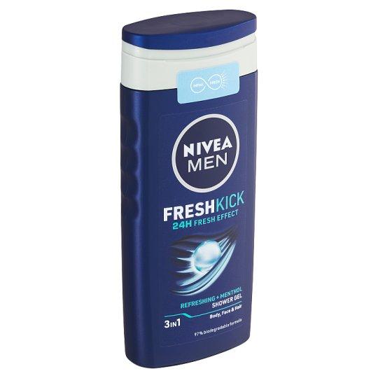 Nivea Men Cool Kick Sprchový gel 250ml