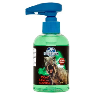Jurassic World Liquid Soap for Children with Melody 250ml