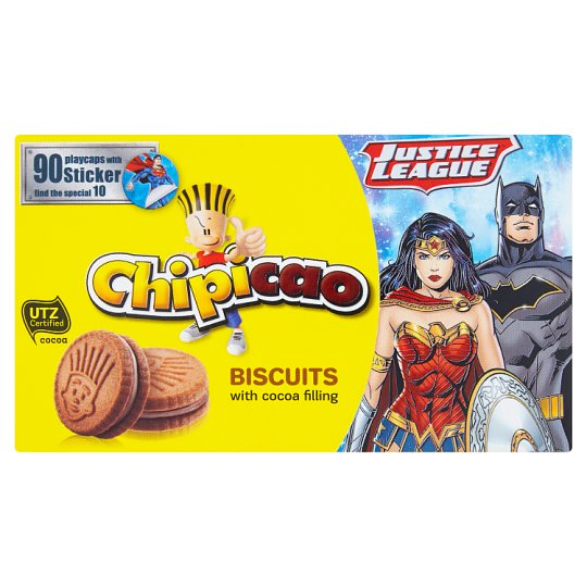 Chipicao Biscuits with Cocoa Filling 50g