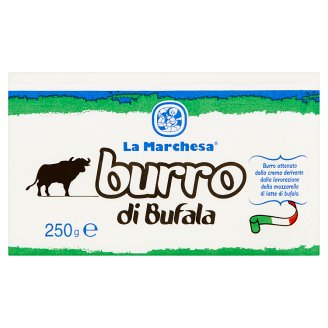La Marchesa Butter from Buffalo Milk 250g
