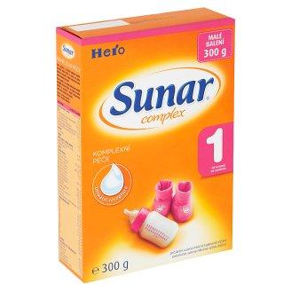 Sunar Complex 1 počáteční sušená mléčná kojenecká výživa 300g