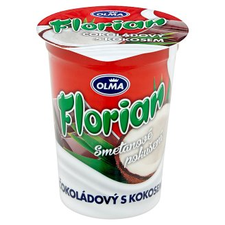 Olma Florian Cream Temptation Chocolate Yogurt with Coconut 150g