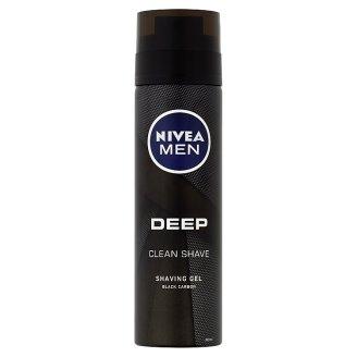 Nivea Men Deep Gel na holení 200ml