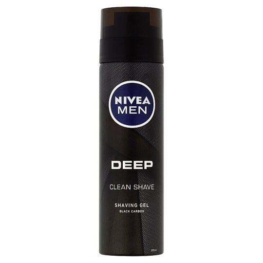 Nivea Men Deep Shaving Gel 200ml