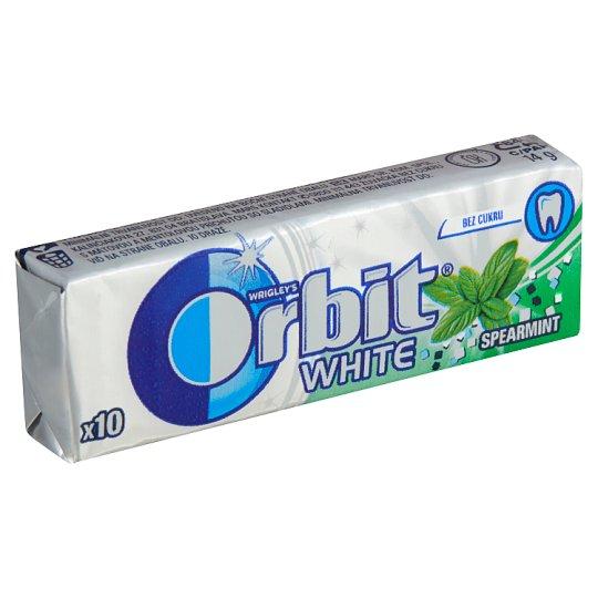 Wrigley's Orbit White Spearmint 10 ks 14g