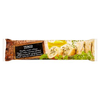 Tesco Baguette with Butter Flavored with Herbs 175g