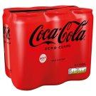 Coca-Cola Zero 6 x 330ml