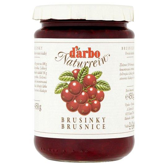d'arbo Cranberries 450g