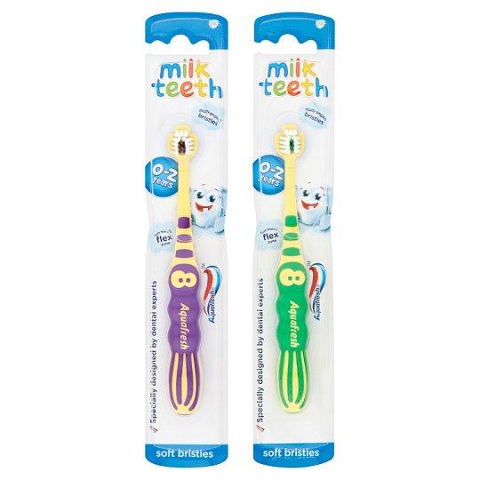 Aquafresh Milk Teeth Toothbrush